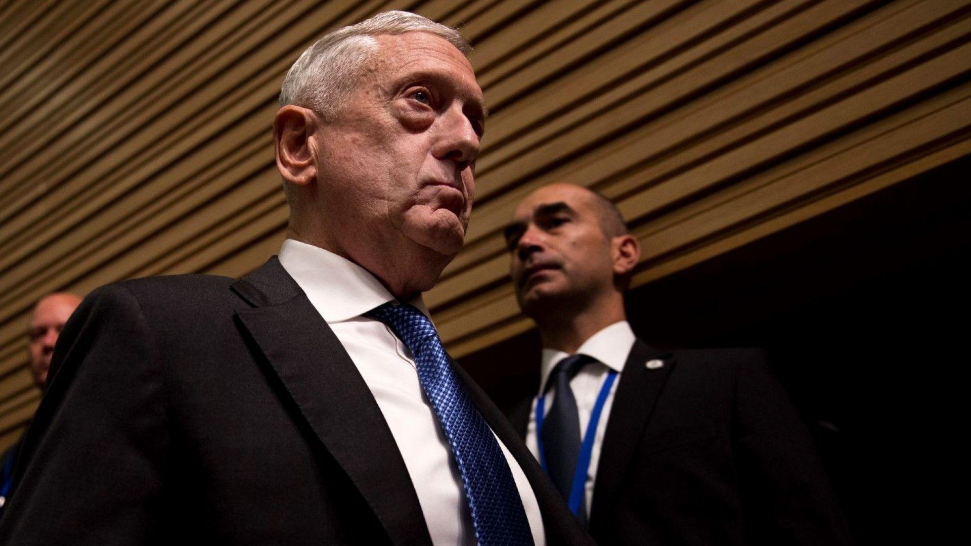 Тръмп призна: Столът на шефа на Пентагона се клати