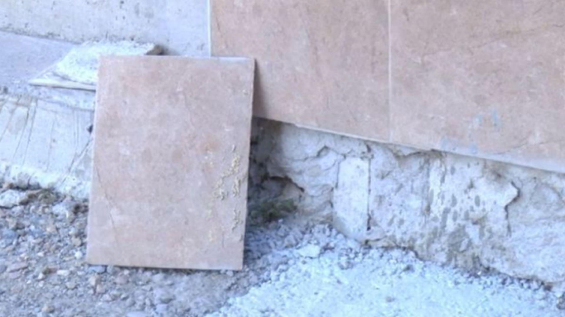 Жилищен блок  се разпада след ремонт за половин милион лева