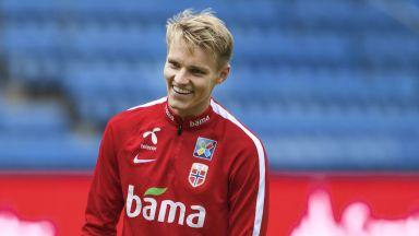 Детето-чудо на норвежкия футбол бе привикан за мача с България
