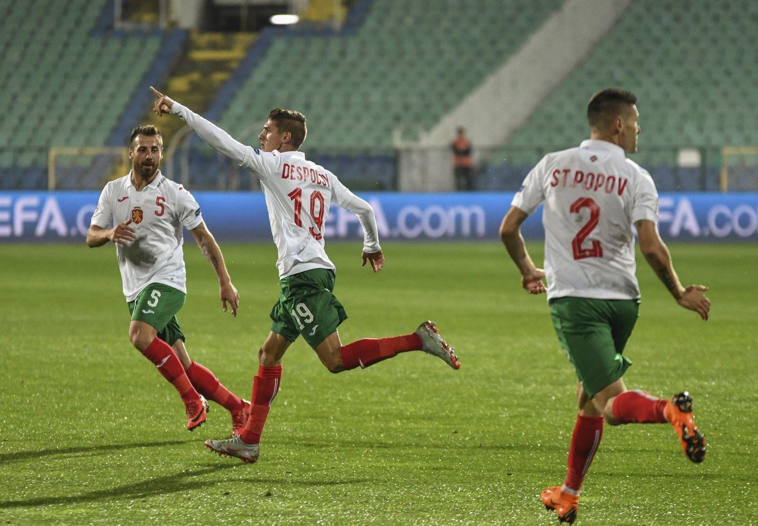 Довлони ли сте от представянето на България? (анкета)