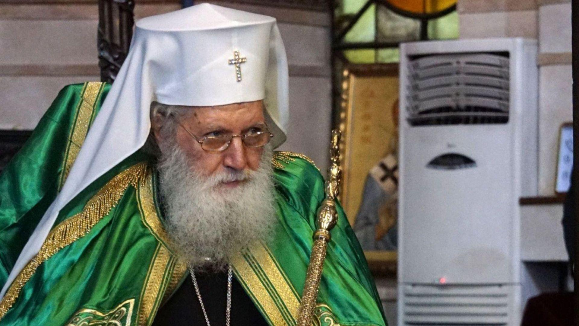 Патриарх Неофит: Навлизаме в Новата година с нова надежда за мир и благодат