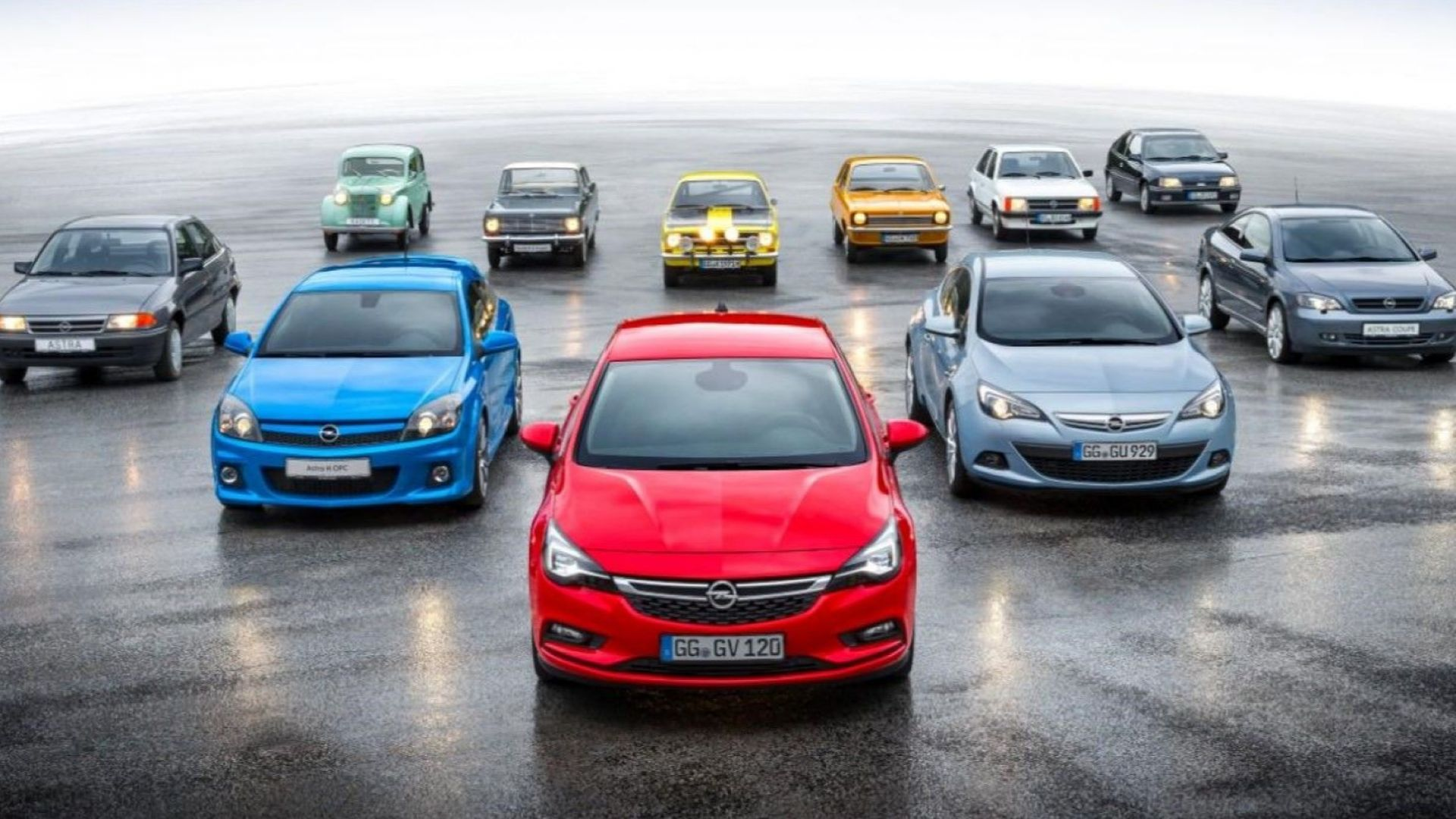 Подгониха и  Opel за софтуерна измама при дизеловите двигатели
