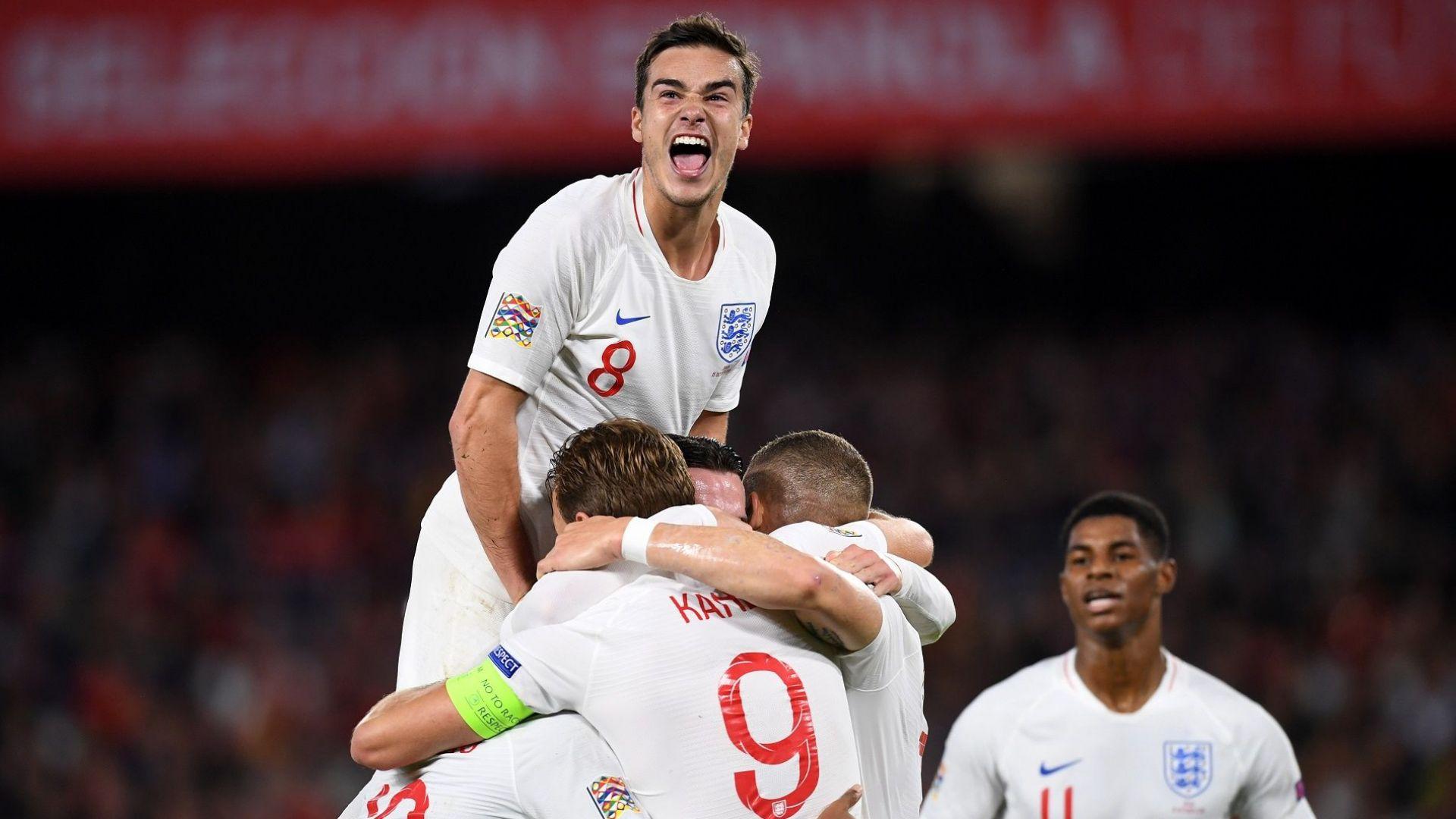 Убийствено ефективна Англия шокира Испания