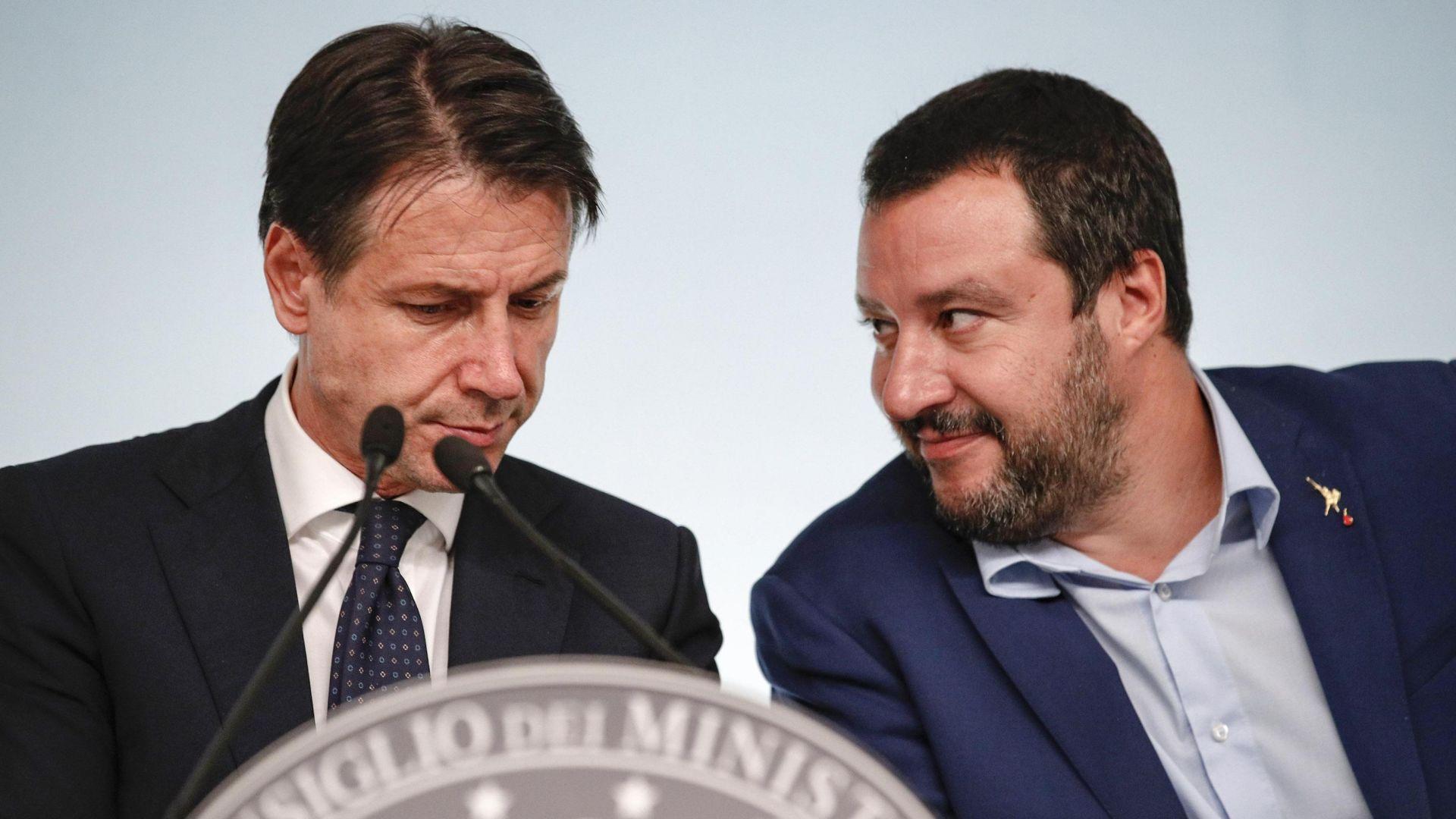 Италия отказва да се огъне пред ЕС за бюджета