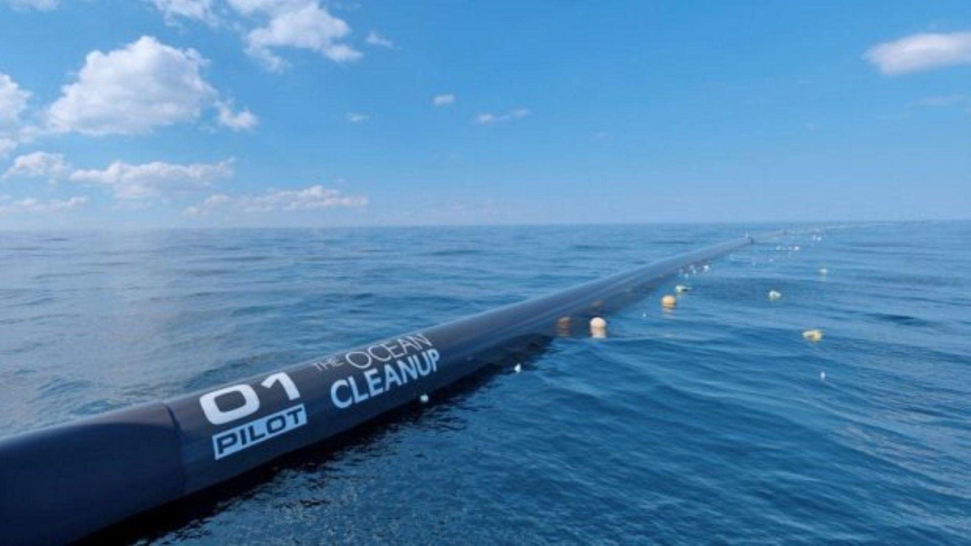 Нова технология ще почиства Тихия океан от пластмасови отпадъци. Кораб,