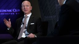 Джеф Безос инвестира $1 млрд. в космическата си компанията