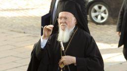 Вселенският патриарх е приет в болница малко след като пристигна в САЩ