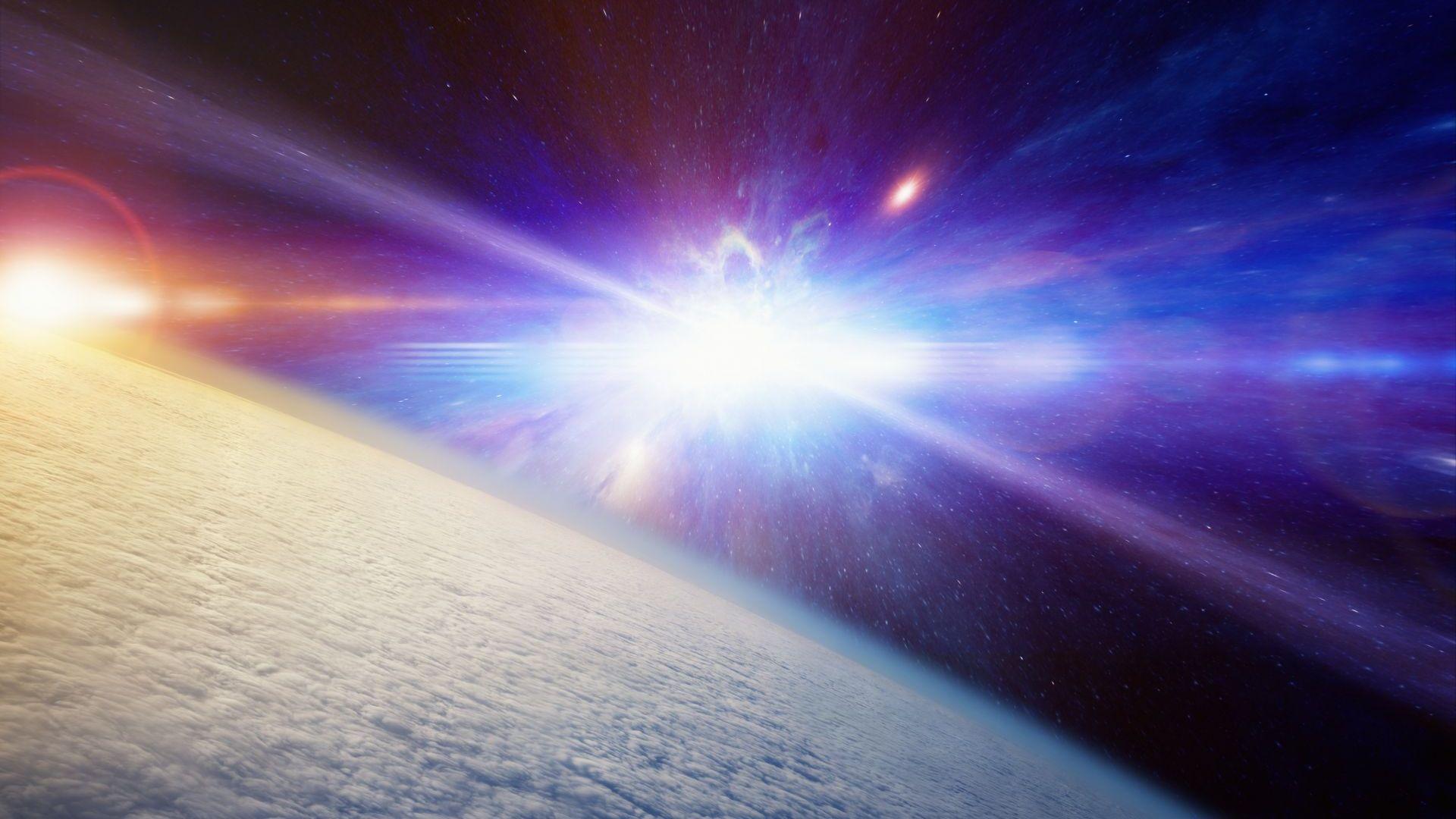 Открит е уникален космически обект