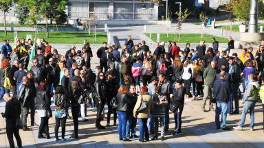 Отсрочка за граничарите, съдени в Турция, стотици ги подкрепиха