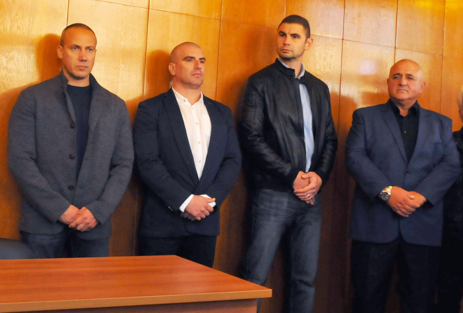 Днес полицаите се изправиха пред Районния съд в Бургас