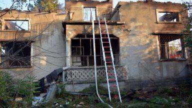 Възрастни хора загинаха при пожар в Славяново