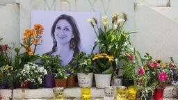 Малтийски бизнесмен задържан на яхта за убийството на Дафне Галиция
