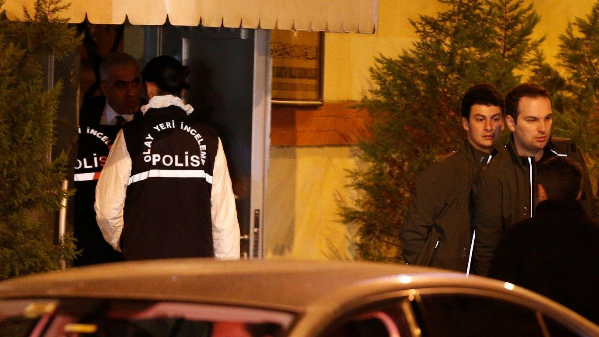 Турската полиция ще претърси кладенец, в който може да има останки от Кашоги