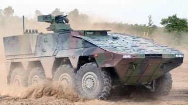 """Ще влезе ли немският """"Боксер"""" в Българската армия"""