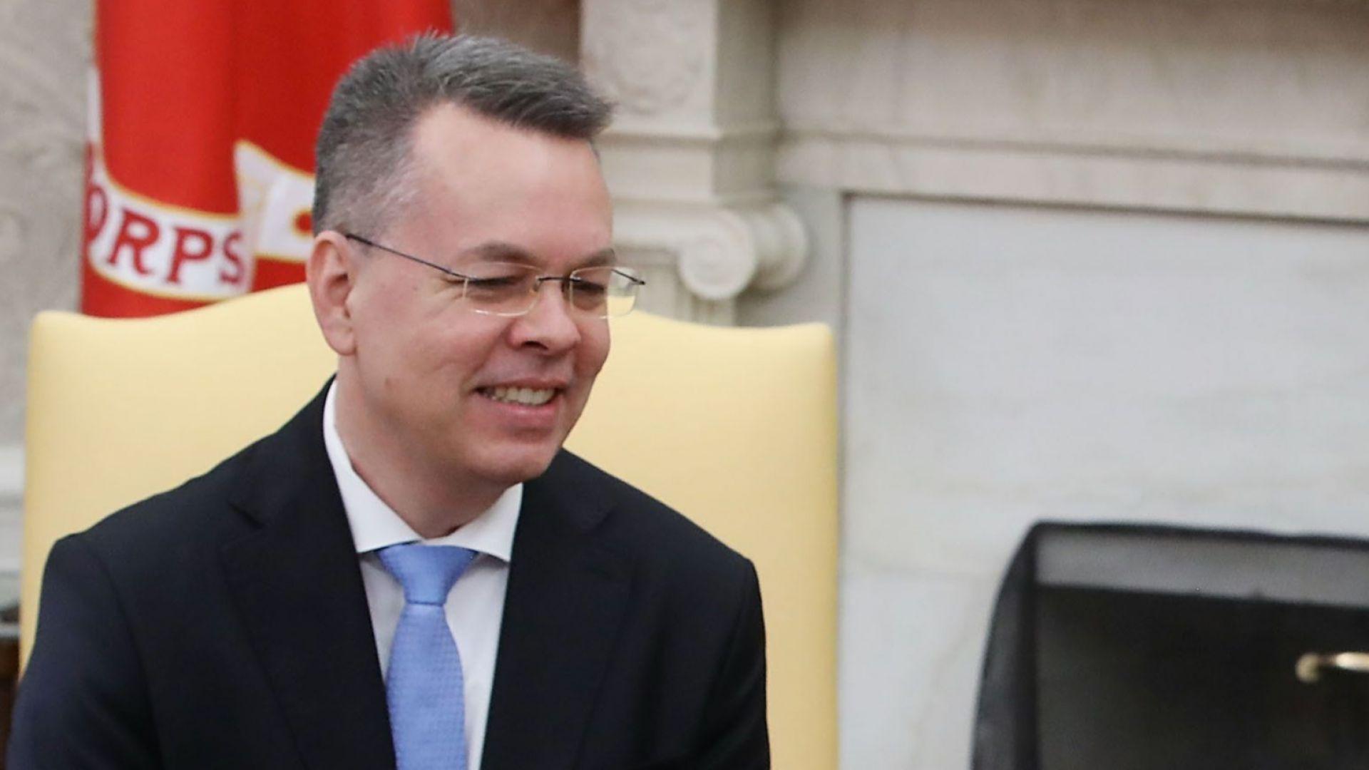 Турската прокуратура ще обжалва освобождаването на пастор Брънсън