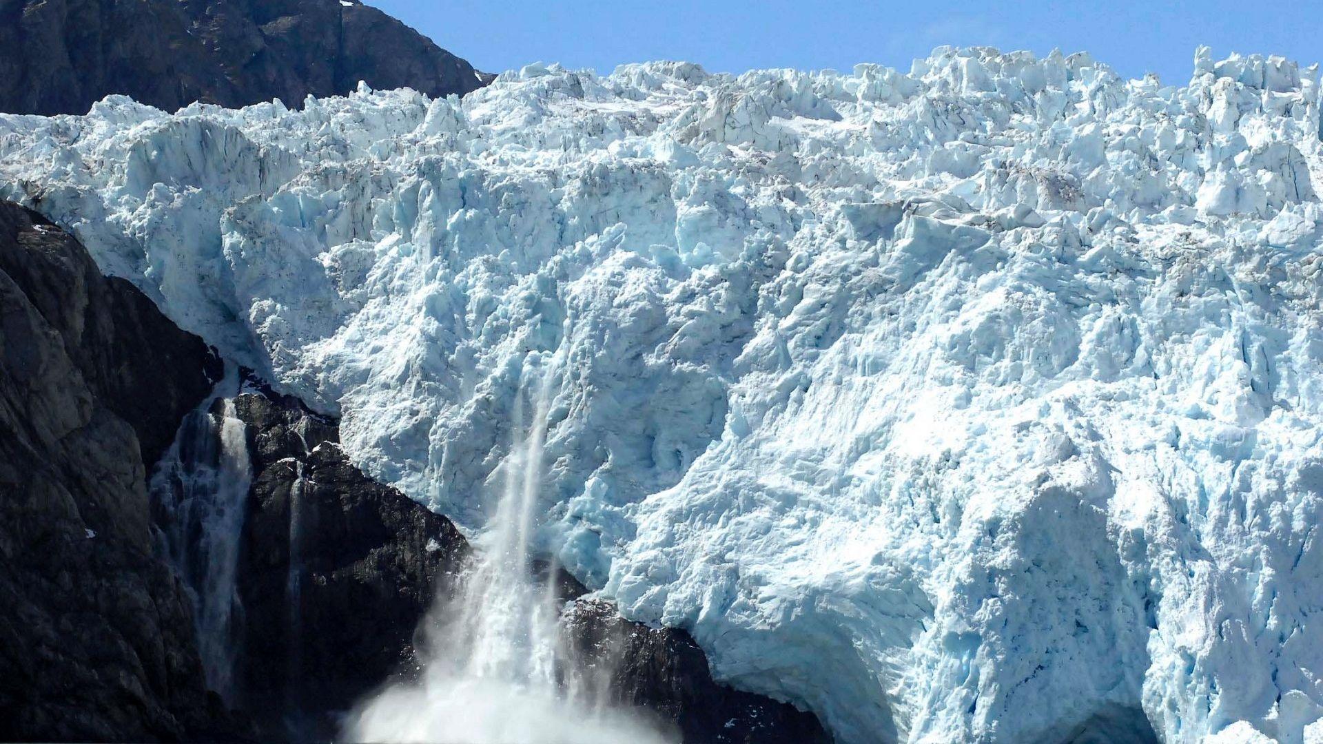 45 милиарда тона лед се откъсват от Антарктида