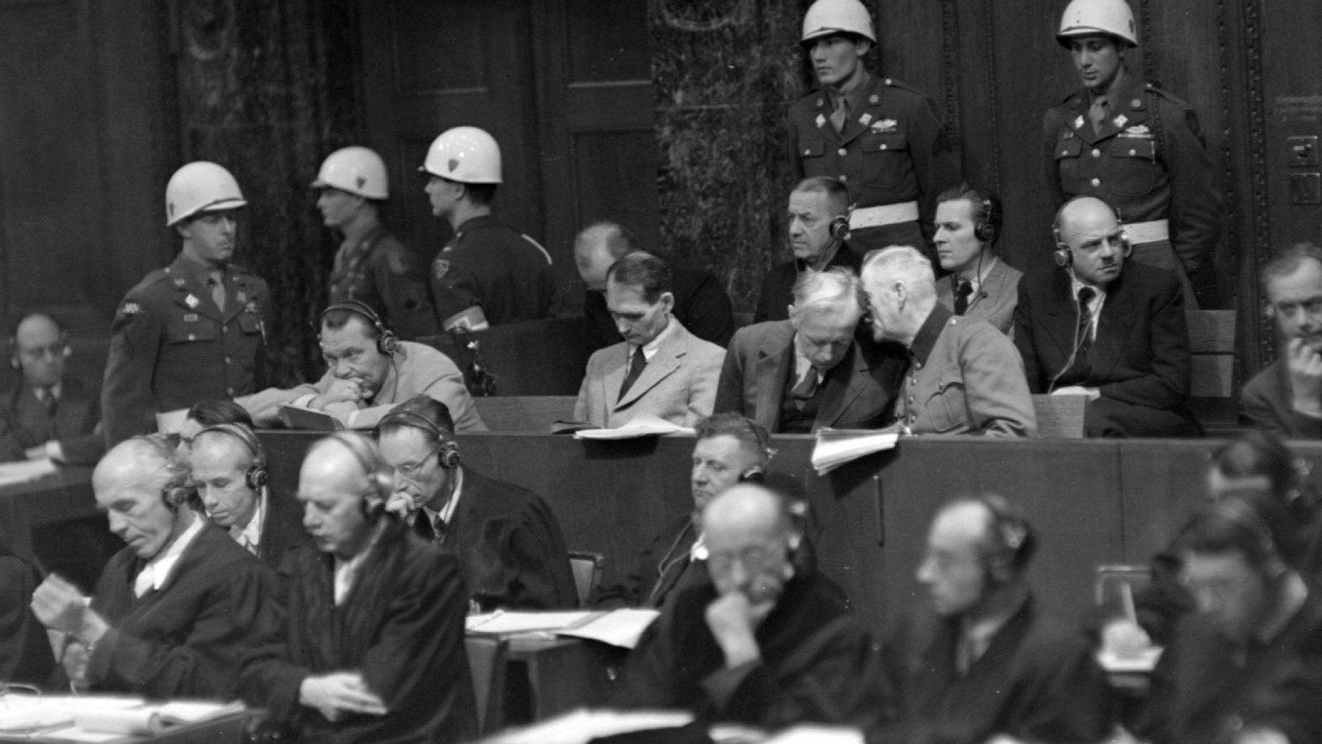 Преди 72 години на 16 октомври 1946 година в преоборудваната