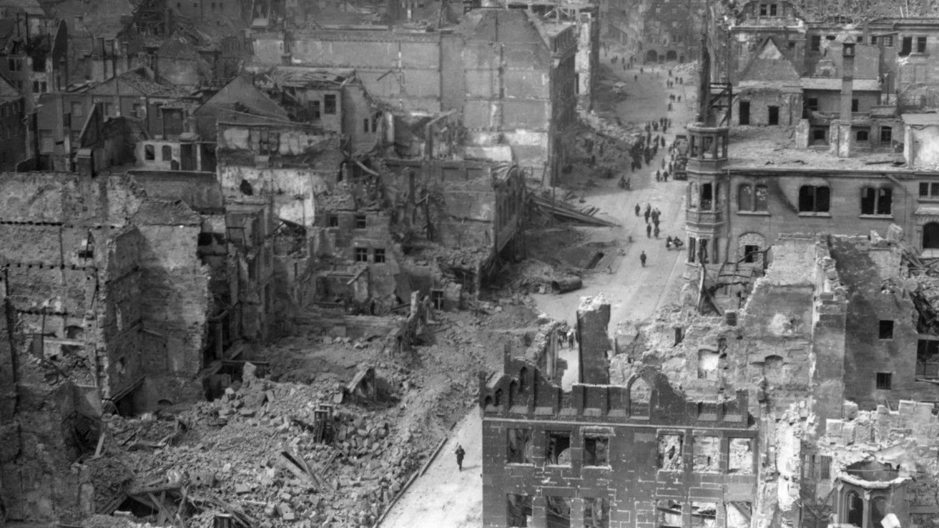 Берлин, 1945 година