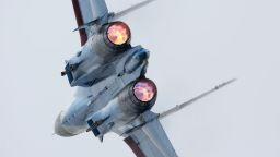 US пилот е загинал при катастрофа на Су-27 в Украйна
