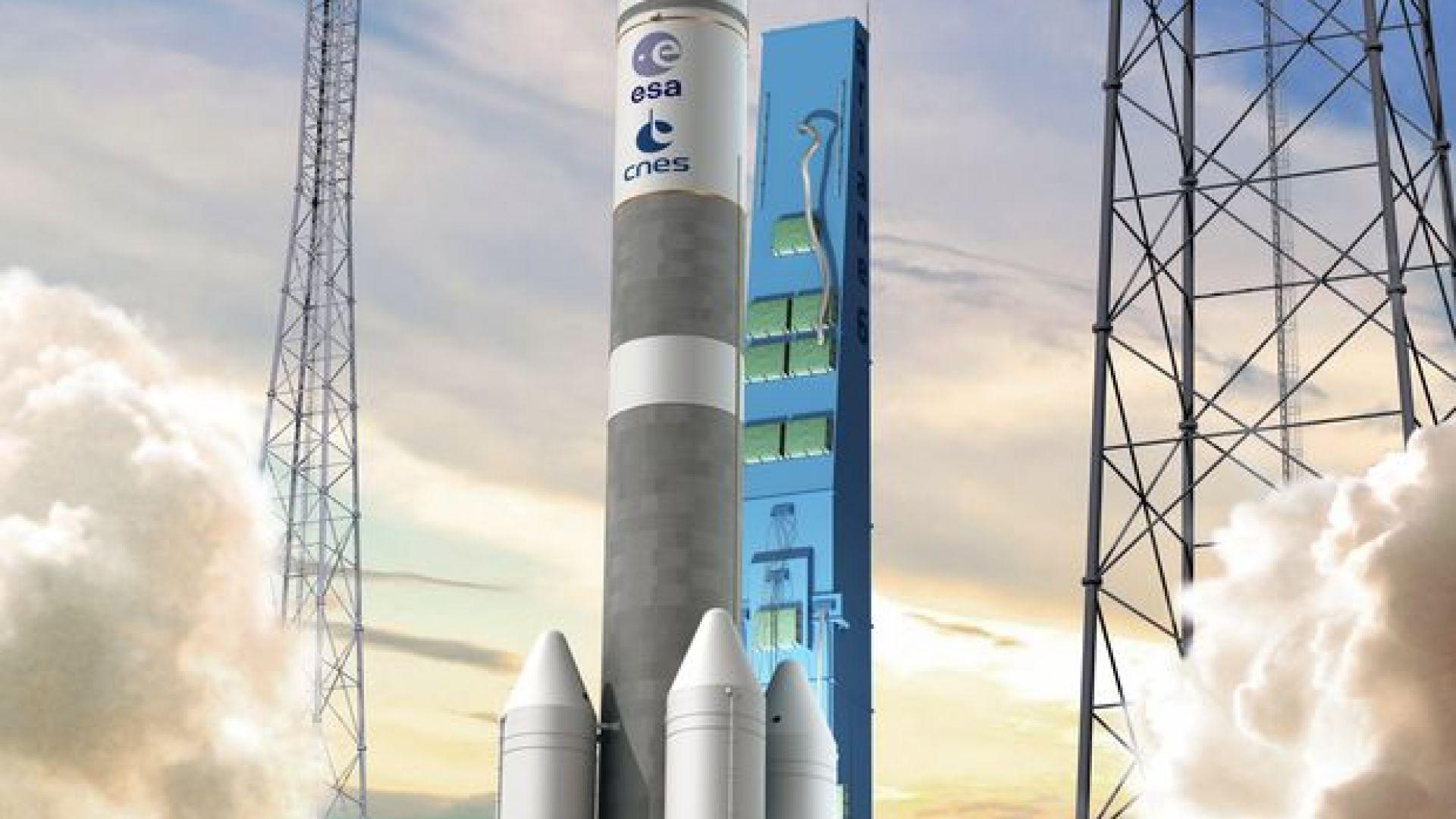 Изостанала ли е Европа от SpaceX в ракетостроенето