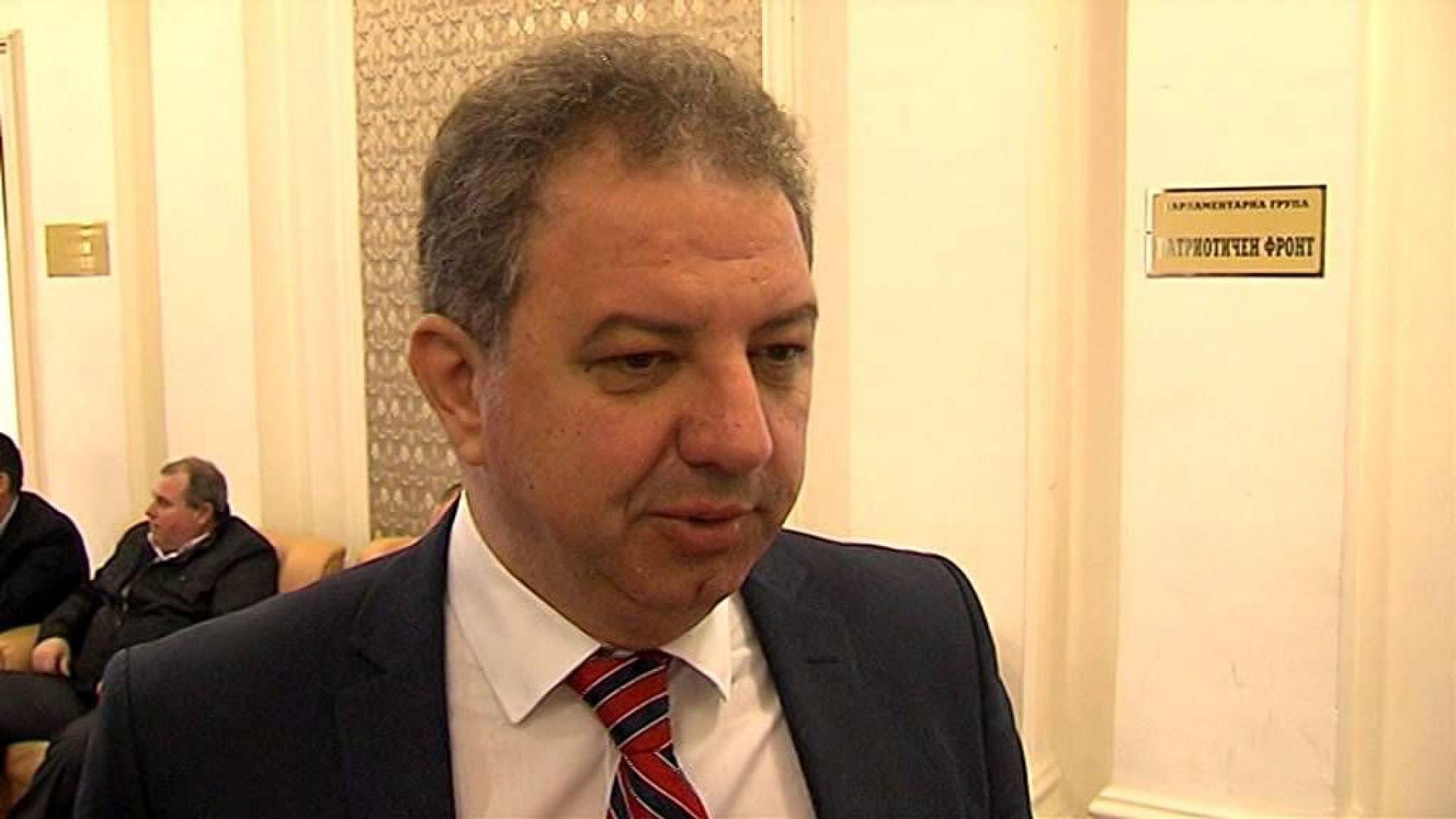 Когато има Коалиционен съвет, ще поискаме оставката на Волен Сидеров