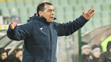 Петър Хубчев: Добър мач, но трябва и майсторство
