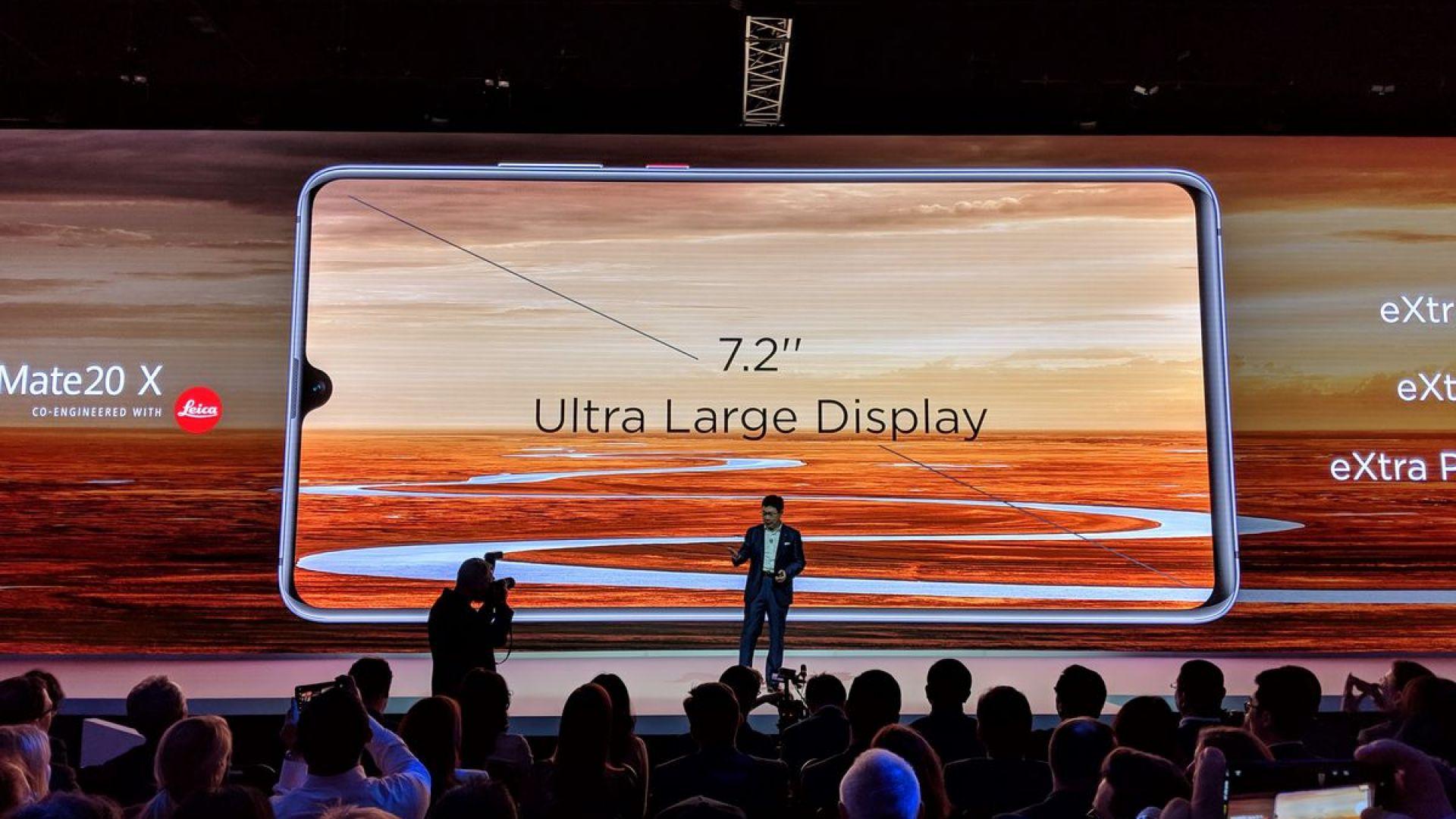 Huawei подготвя 8K телевизор с 5G