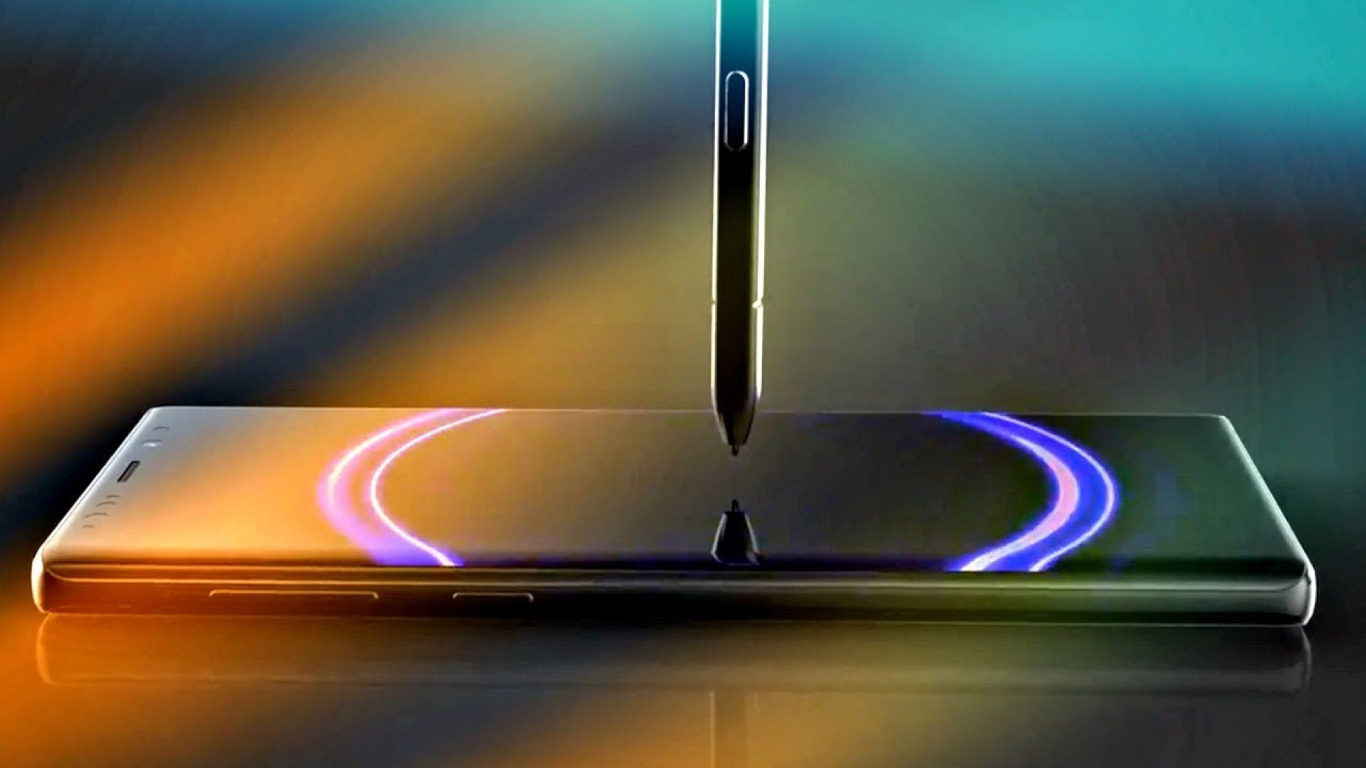 6,66-инчов дисплей за Galaxy Note10