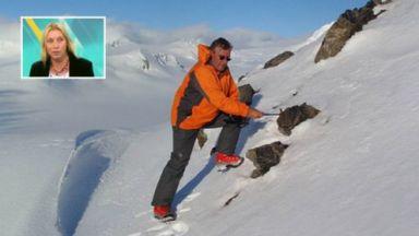 Уляна Яркова - новият готвач на полярниците ни в Антарктида