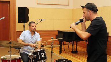 Бийтбокс и барабани в детския образователен концерт на БНР