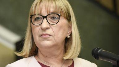 Цецка Цачева подава оставка заради евтиния апартамент