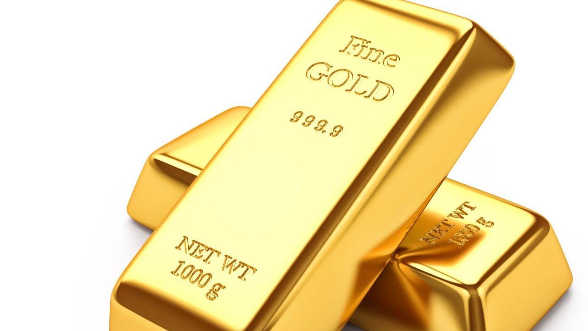 Унгария купува рекордни количества злато