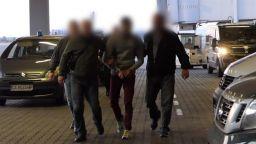 Северин е пренощувал в следствието в София, взета му е ДНК