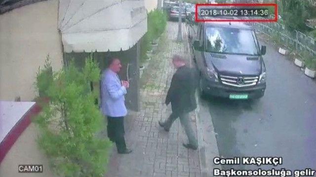 Саудитският журналист Хашоги бе в неизвестност от 2 октомври, откакто влязъл в саудитското консулство в Истанбул