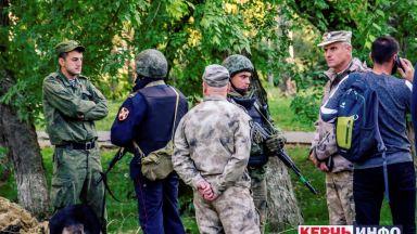Откриха невзривена бомба на масовия убиец от Керч