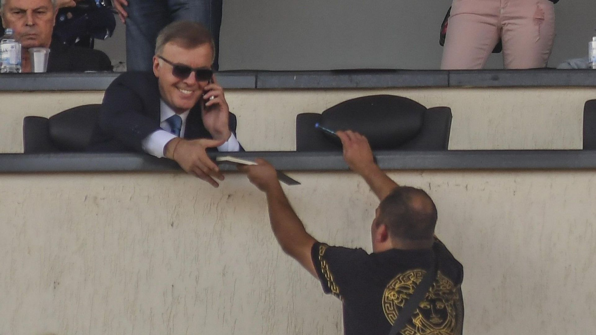 Наско Сираков: Съдиите може да спрат Левски