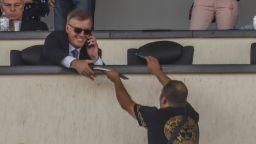 Наско Сираков е вариант за президент на БФС?