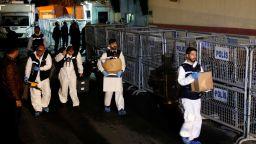 САЩ и Турция се стремят да избегнат разрив със Саудитска Арабия заради Кашоги