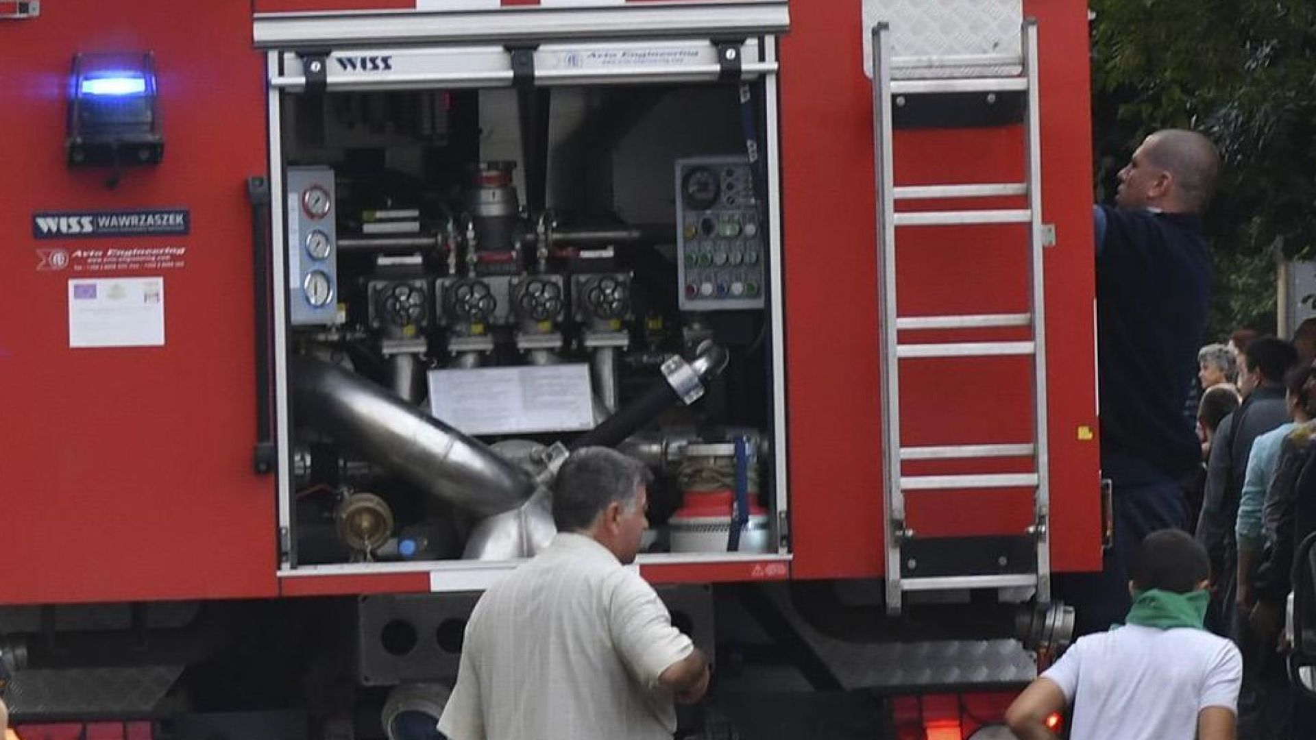 Мъж изгоря в къща в Голямо Буково