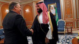 Рияд плати на САЩ $100 млн. в разгара на кризата заради Кашоги