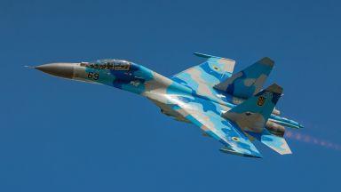 Су-27 срещу F-15 (снимки)