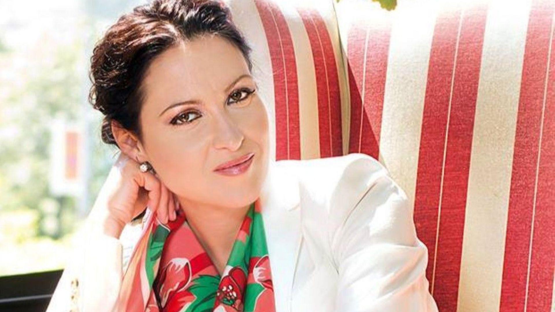 Анна Цолова: Телевизията не ми липсва