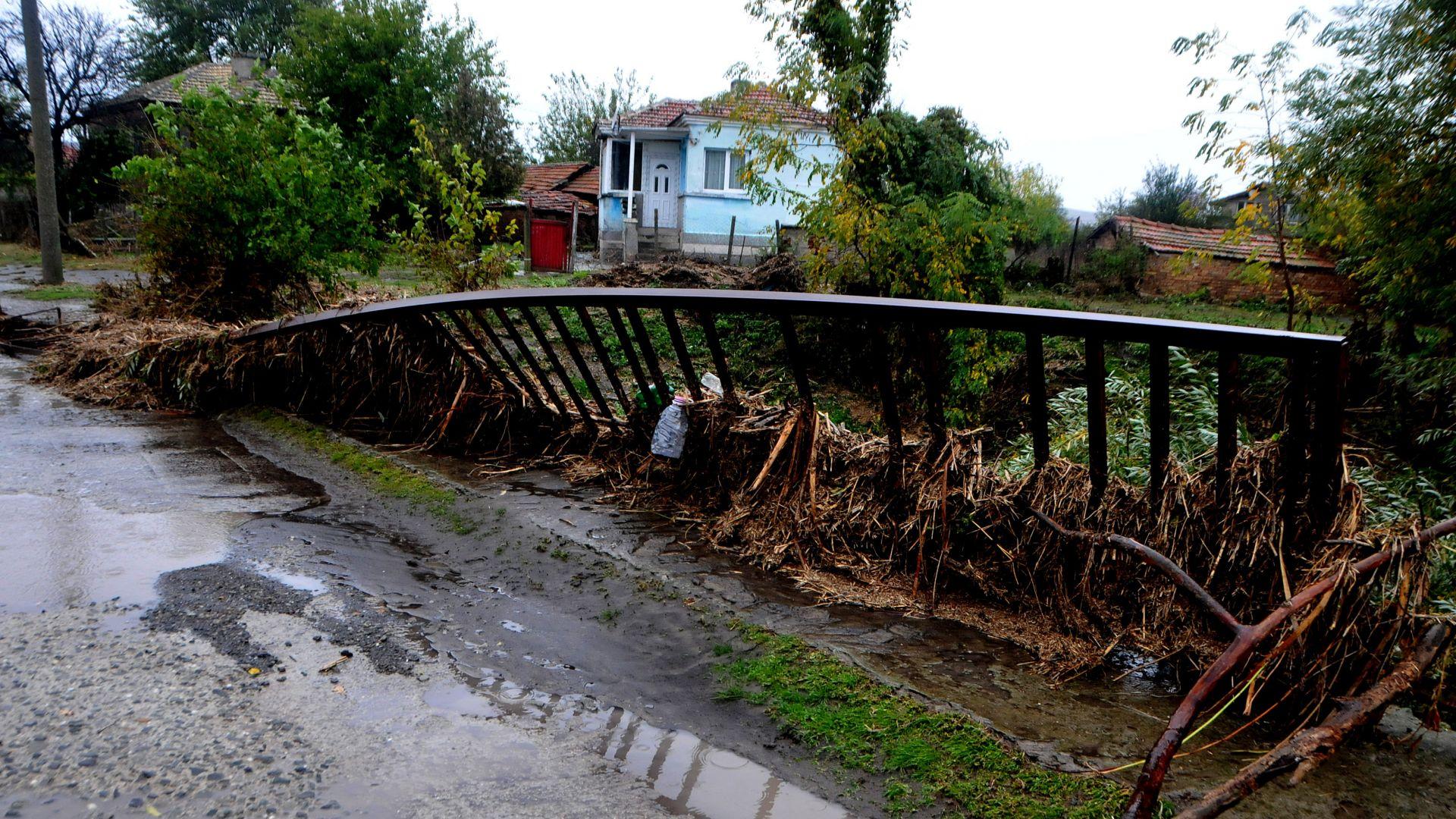 Четири държави членки, които бяха засегнати от природни бедствия през