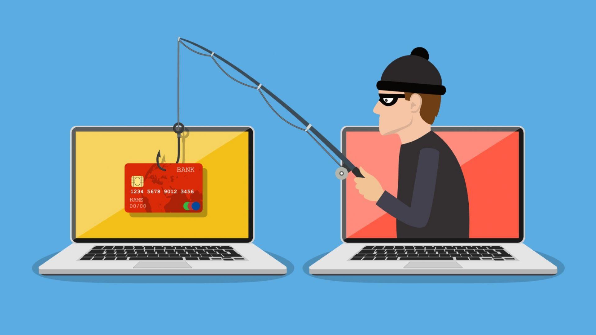 Хакерите най-често искат да измъкнат вашите пари
