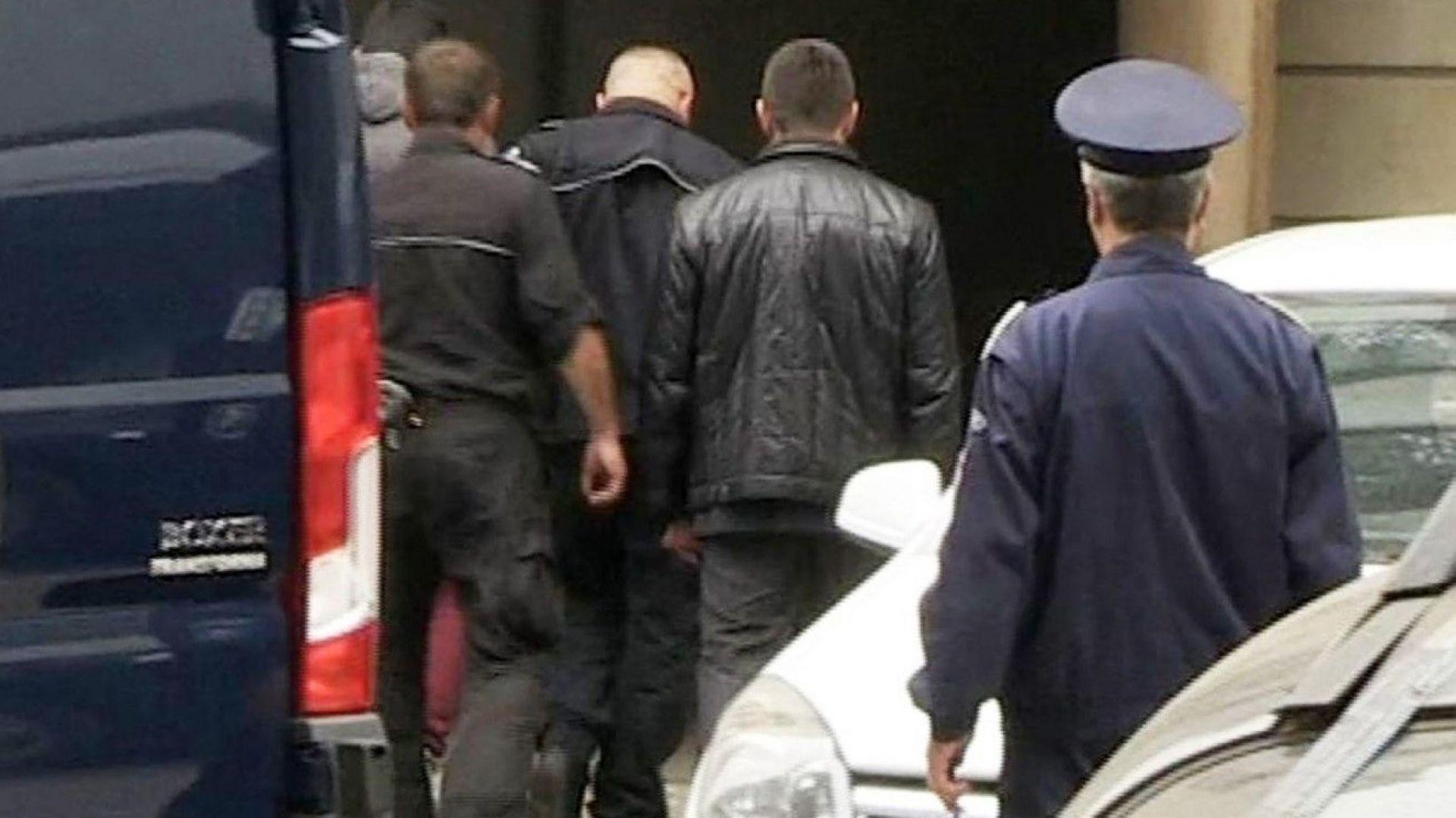 Северин пристигна в Русе под конвой (видео)