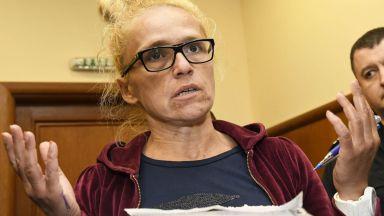 Иванчева излиза от килията, прокуратурата оттегли искането за арест