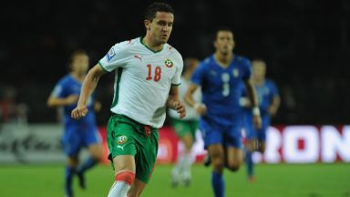 Ветеранът Димитър Рангелов е пред завръщане в родния футбол