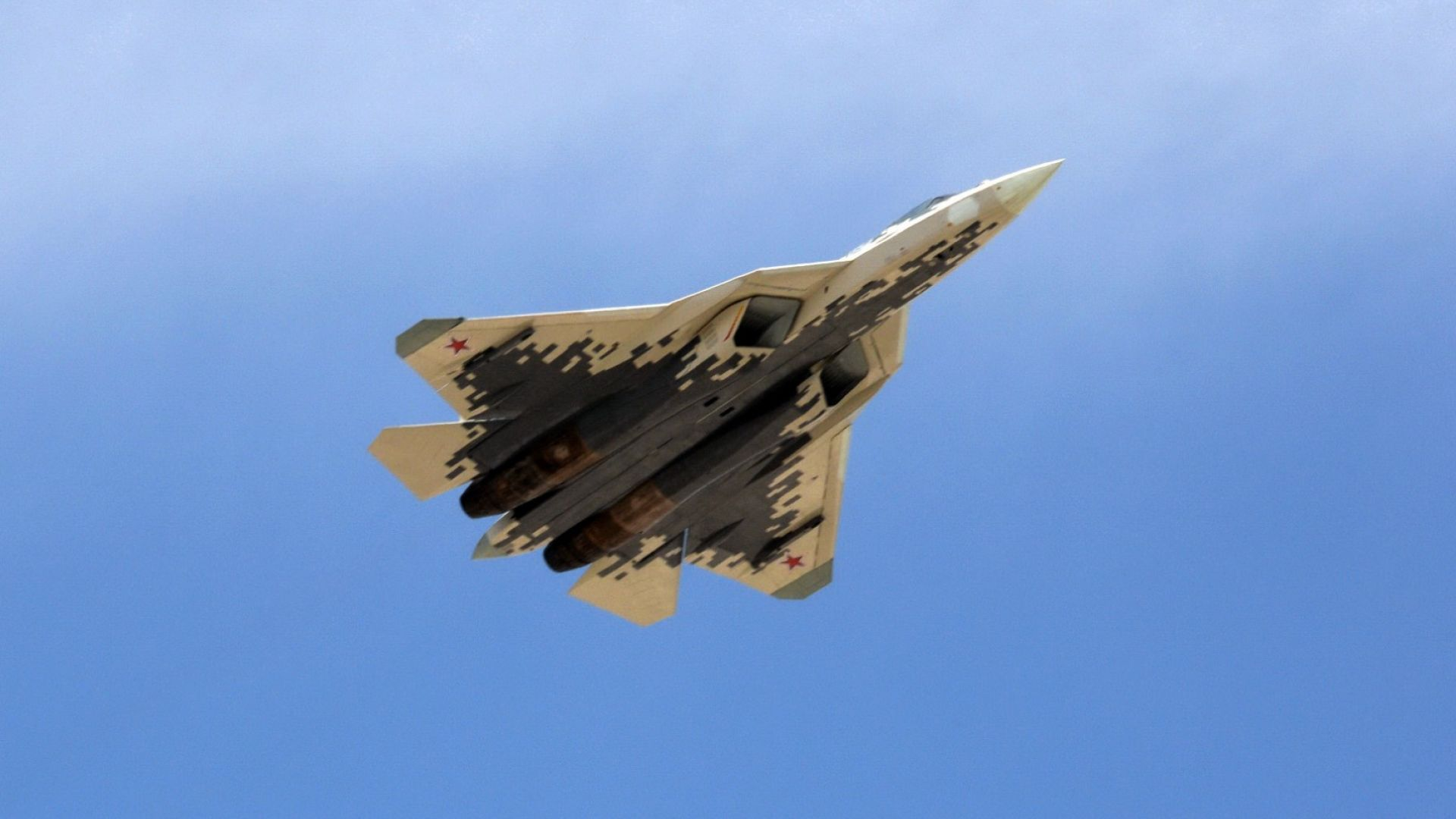 Американски експерти: Руският Су-57 е маргинален