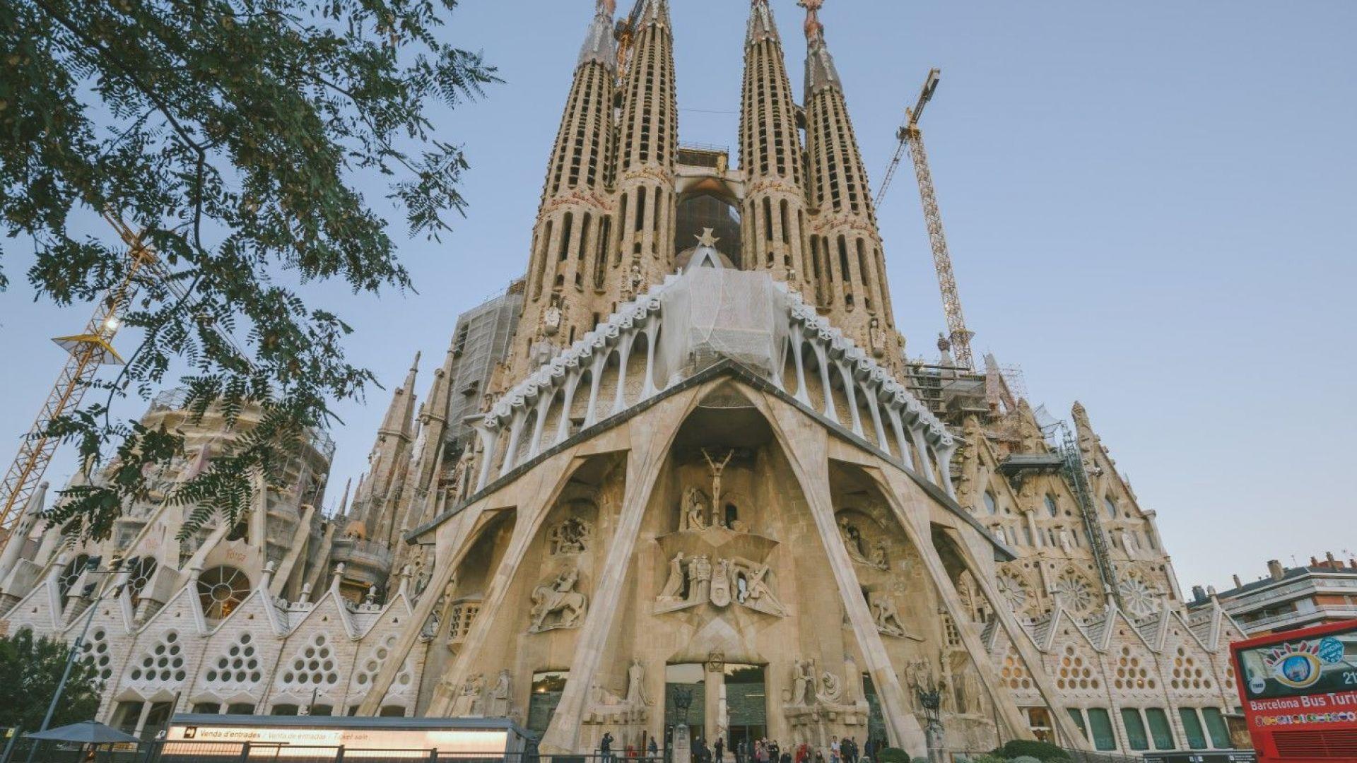 Барселона глоби La Sagrada Familia с 36 милиона евро