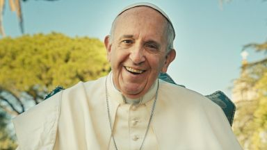Киномания показва новия филм на Вим Вендерс за Папа Франциск